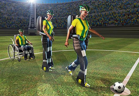 جام جهانی با دستاورد مهندسان پزشکی افتتاح شد