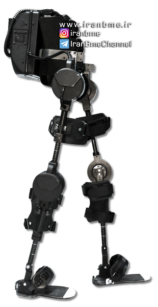 ربات اسکلت بیرونی اکسوپد (Exoped Robotic Exoskeleton)
