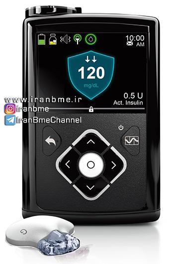 سیستم مدیریت دیابت پیشرفته Minimed 670G