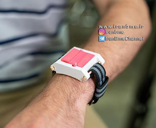 ابداع سرنگ تاشو برای واکنشهای آلرژیک