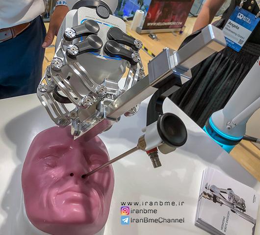 رباتهای اندوسکوپی