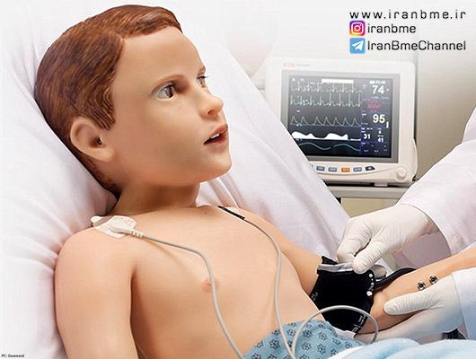 رباتهای آموزش پزشکی